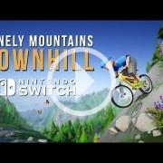 La versión para Switch de Lonely Mountains: Downhill se publicará el 7 de mayo