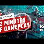 The Ascent se entiende mejor con estos doce minutos de gameplay