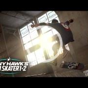 Tony Hawk's Pro Skater 1+2 saldrá en septiembre
