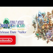 Final Fantasy Crystal Chronicles Remastered Edition se lanzará en Europa el 27 de agosto