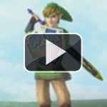 Tráiler de The Legend of Zelda: Skyward Sword