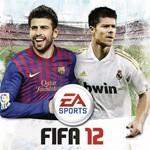 Aquí va la portada de FIFA 12