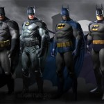 Los mil y un Batman de Arkham City