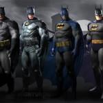 Los mil y un Batman de Arkham City