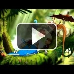 Simpático teaser de Rayman Origins