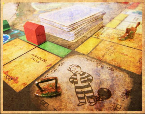 Игра монополия своими руками сделать