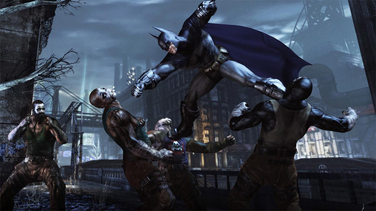 Resultado de imagen para Batman: Arkham City pc