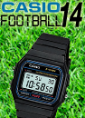 Casio Football 14