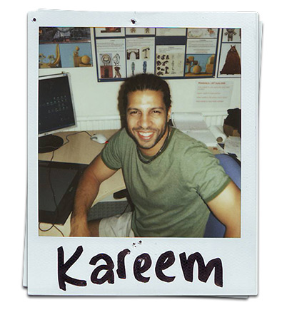 Charlando con Kareem Ettouney, director artístico de Media Molecule