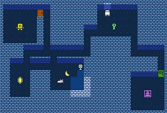 Terry Cavanagh publica su nuevo juego, Tiny Heist