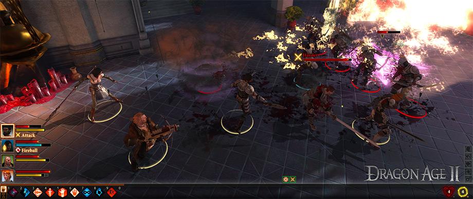 Análisis de Dragon Age II