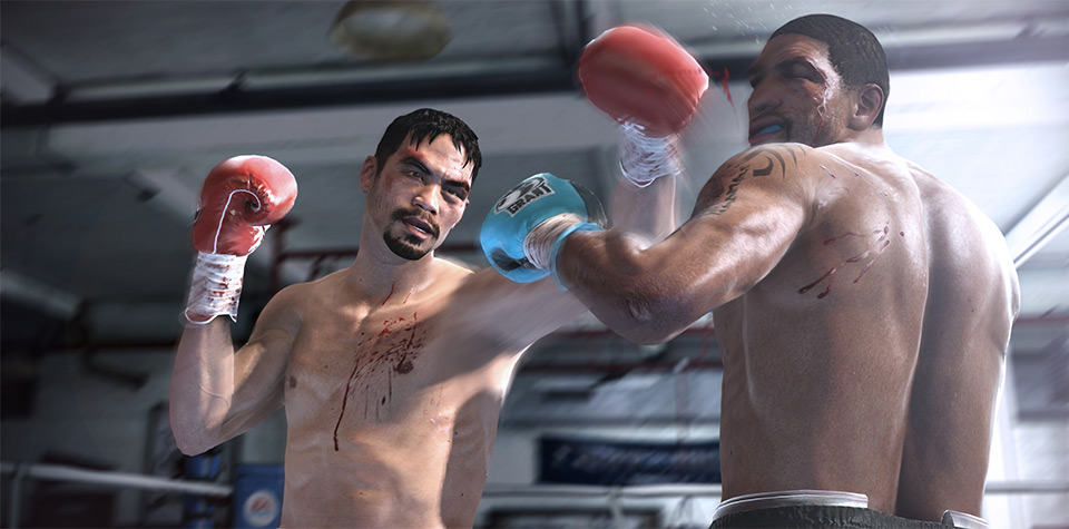 Análisis de Fight Night Champion