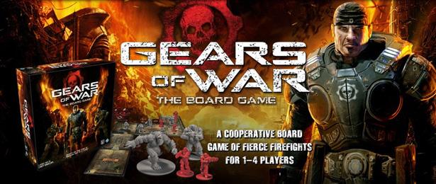 El juego de mesa de gears of war noticias en anaitgames for Gears of war juego de mesa
