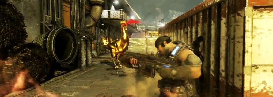 Los Easter Eggs De Gears Of War 3 Artículo En Anaitgames