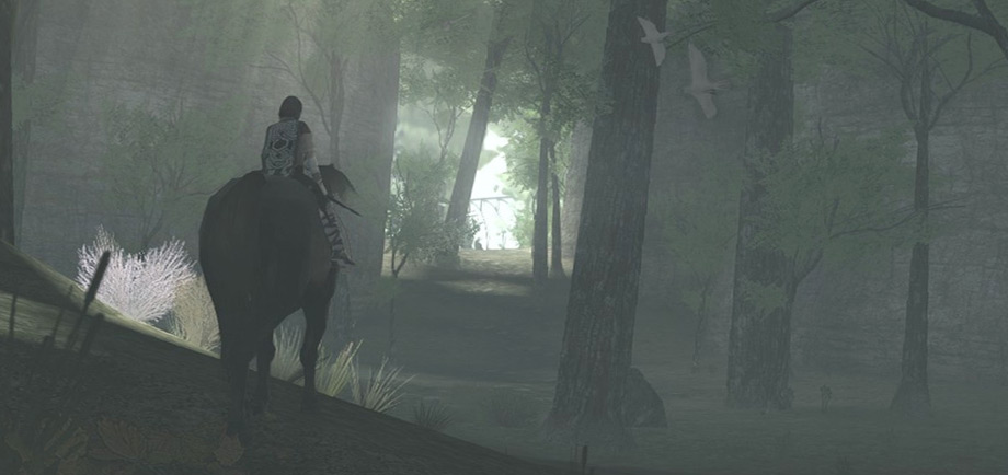 Análisis de ICO & Shadow of the Colossus Classic HD