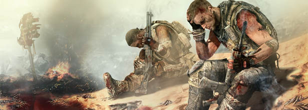 Entrevista a François Coulon, productor de Spec Ops: The Line