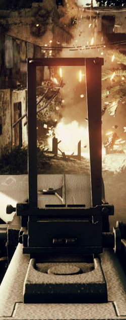 Desde Los Angeles: El multijugador de Medal of Honor: Warfighter apunta al término medio
