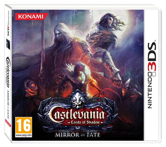 Info y scans de Castlevania: Lords of Shadow - Mirror of Fate Lords-of-shadow