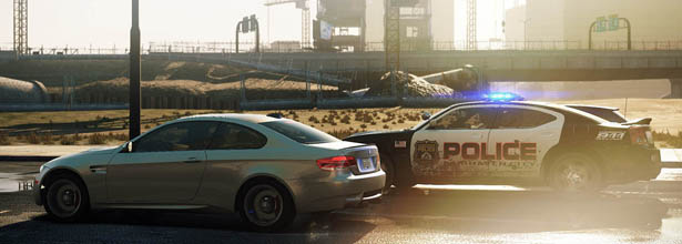 Doug McConkey, de Need for Speed: Most Wanted: «Estamos aplicando muchos de los principios de Burnout Paradise»