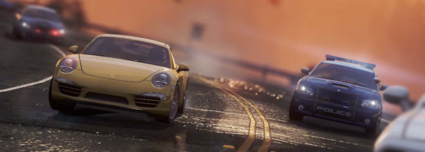 Avance de Need for Speed: Most Wanted