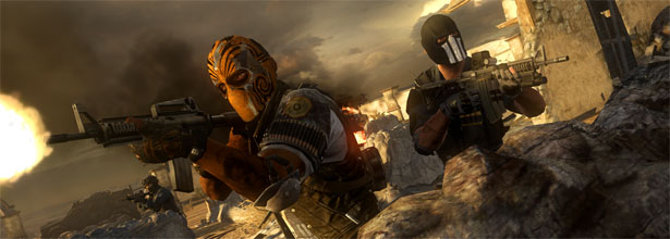 Primeras impresiones de Army of Two: The Devil's Cartel