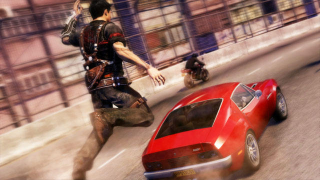 Sleeping Dogs homenajea a Square Enix con estos disfraces