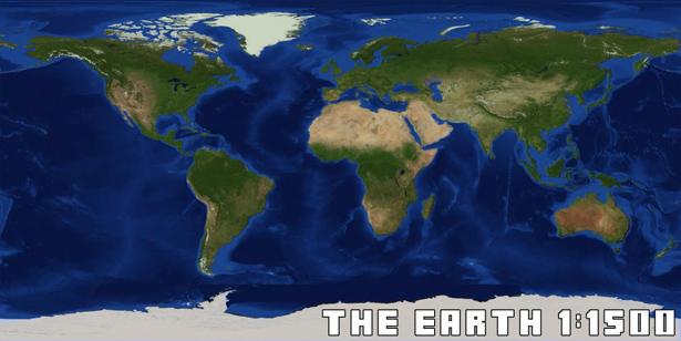 Superficie Total De La Tierra En Kilometros Cuadrados