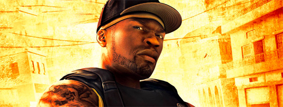 Rescatamos del olvido 50 Cent: Blood on the Sand