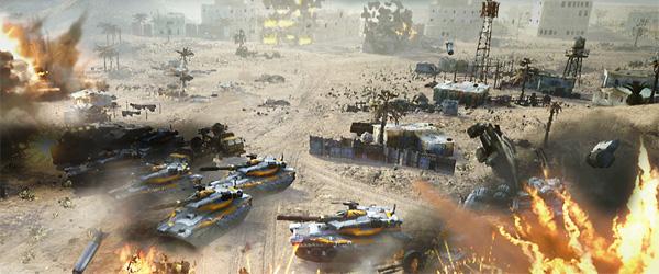 Primeras impresiones de Command & Conquer