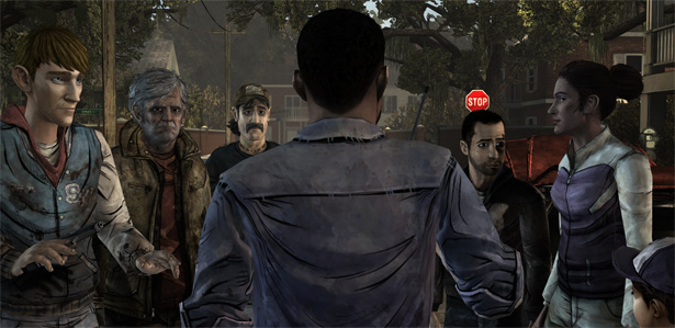 The Walking Dead: El síndrome del hermano gemelo
