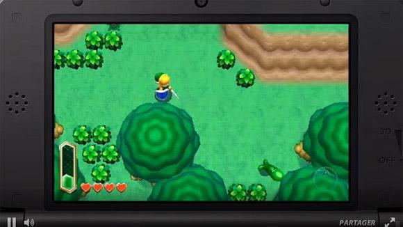 The Legend of Zelda: Link to the Past II, a finales de año en Nintendo 3DS