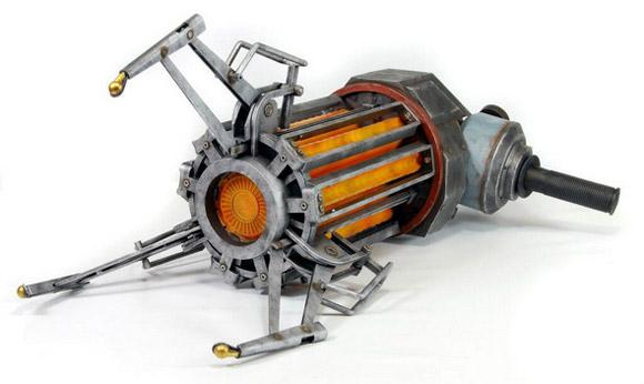 Esta réplica de la Gravity Gun atraerá tu cartera