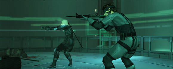 Ya sabemos lo que es Metal Gear Solid: The Legacy Collection