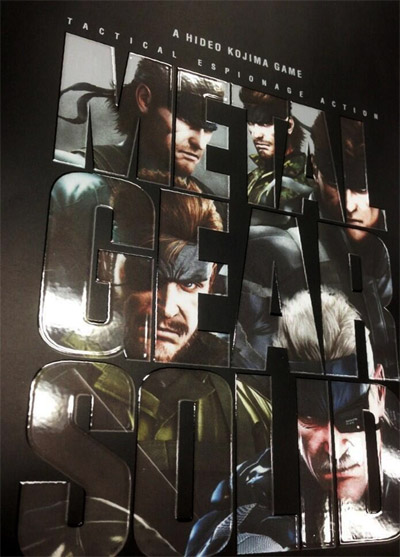 ¿Qué narices es Metal Gear Solid: The Legacy Collection?