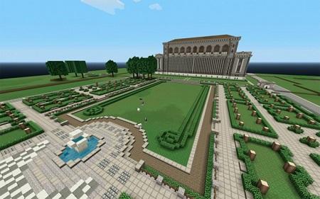 Las bibliotecas de Minecraft son un prodigio del ingenio