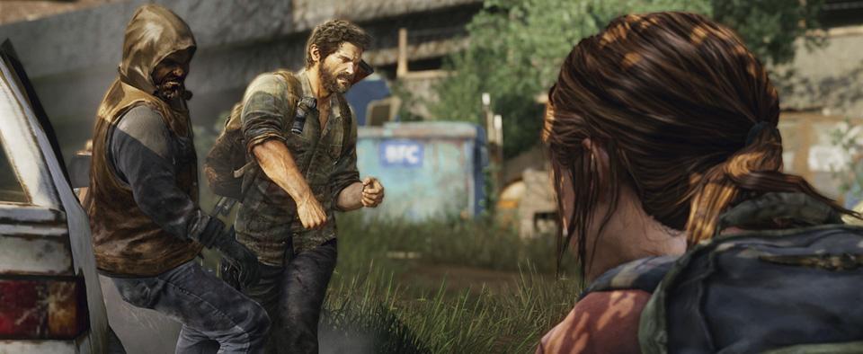 Avance de The Last of Us