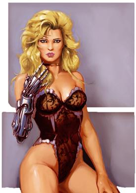 Cyberpunk 2077 tiene mucho cyber, pero también mucho punk