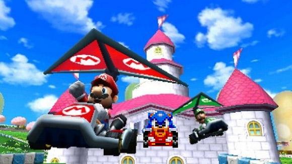 La secuela de Sonic & All-Stars Racing Transformed podría ser un crossover