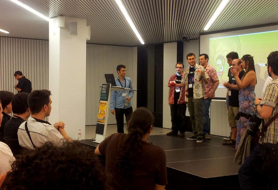 Indie Burguer Developer Awards 2013: Los indies se ponen a hacer el indio