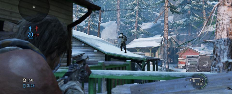 Primeras impresiones del multijugador de The Last of Us