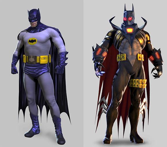 El traje de Adam West es motivo suficiente para comprar Arkham Origins en PS3