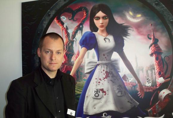 American McGee cancela el Kickstarter de Ozombie para centrarse en la película de Alice
