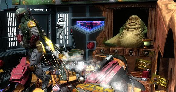 Análisis de Star Wars Pinball