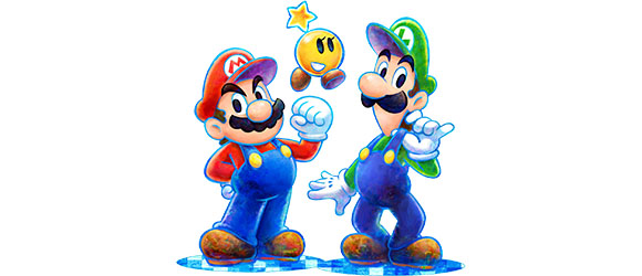 Análisis de Mario & Luigi: Dream Team Bros.
