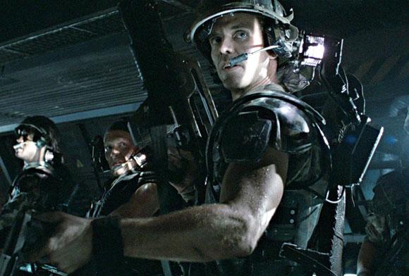 Michael Biehn habla <i>mahl</i> de Aliens: Colonial Marines