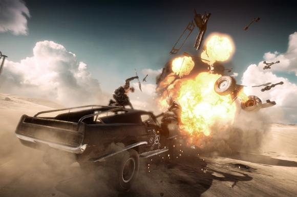 Avalanche: «La transición a pie/coche en Mad Max será única»