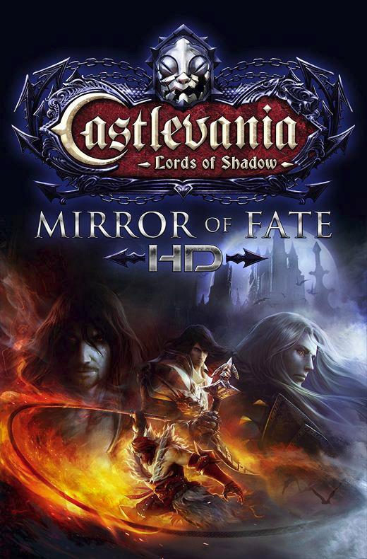 castlevania Konami confirma Castlevania: Lords of Shadow   Mirror of Fate HD