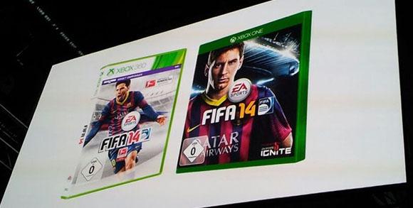 FIFA 14, gratis con cada Xbox One reservada en Europa