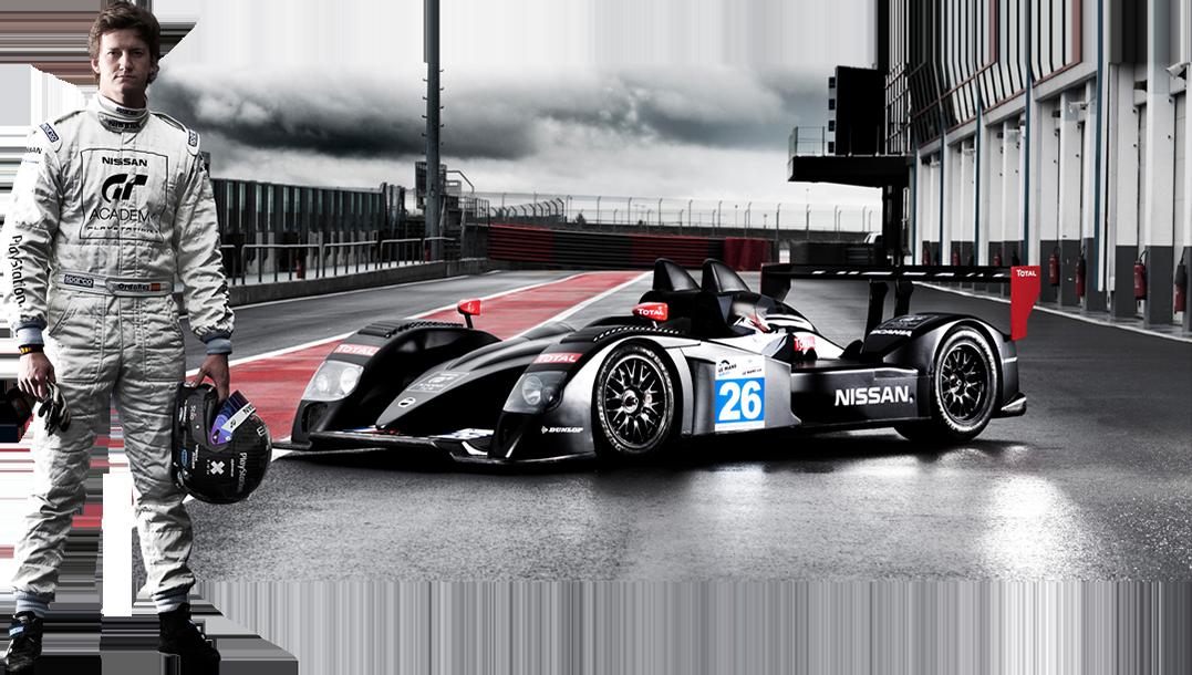 Crónica de la GT Academy desde Le Mans