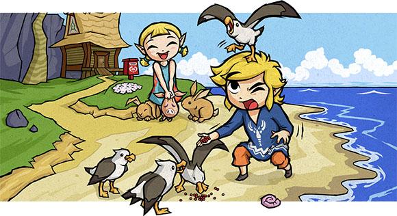 Zelda: Wind Waker HD incluye un modo de dificultad extra